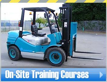 on-site-forklift-training
